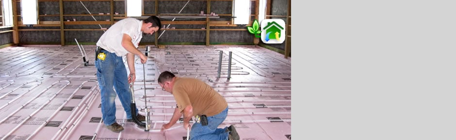 In Floor Radiant Heat